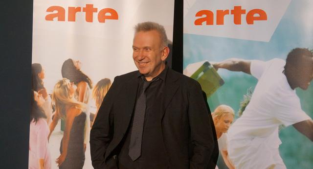 Jean Paul Gaultier arbeitet in Berlin arte TV Tipp 01