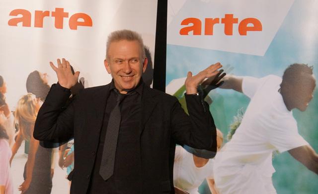 Jean Paul Gaultier in Berlin arte TV Tipp 02
