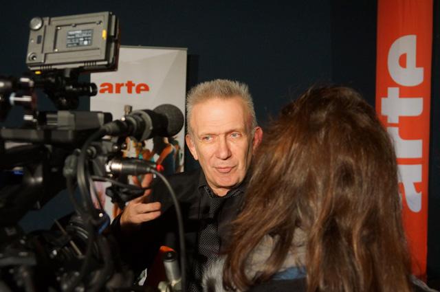 Jean Paul Gaultier in Berlin arte TV Tipp 03
