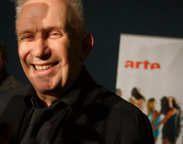 Jean Paul Gaultier in Berlin arte TV Tipp 04