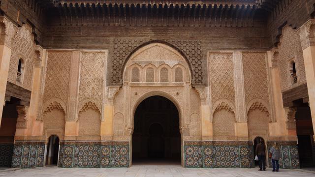 Marrakesch Marokko Djemaa el Fna 07