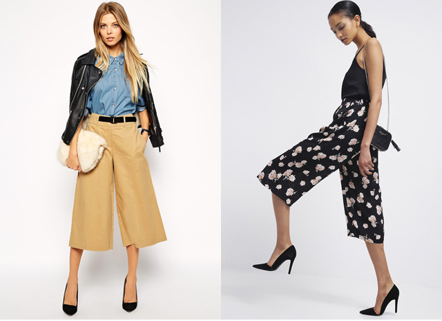 Modetrend Trend Culottes