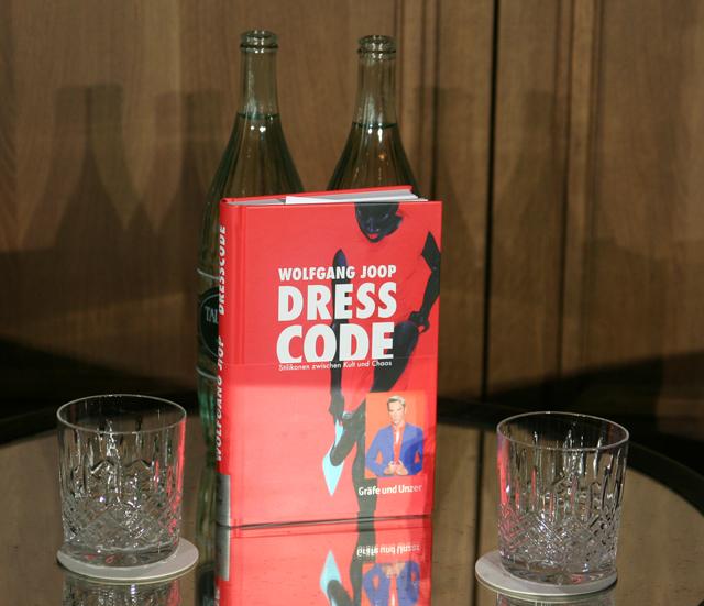 Buchvorstellung Dresscode mit Autor Wolfgang Joop Gewinnspiel 03