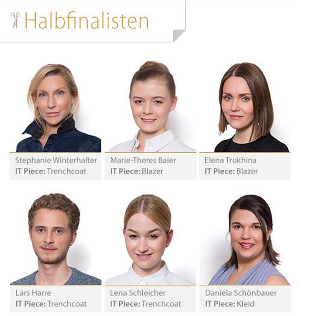 HSE24 Talent Award Halbfinalisten 01