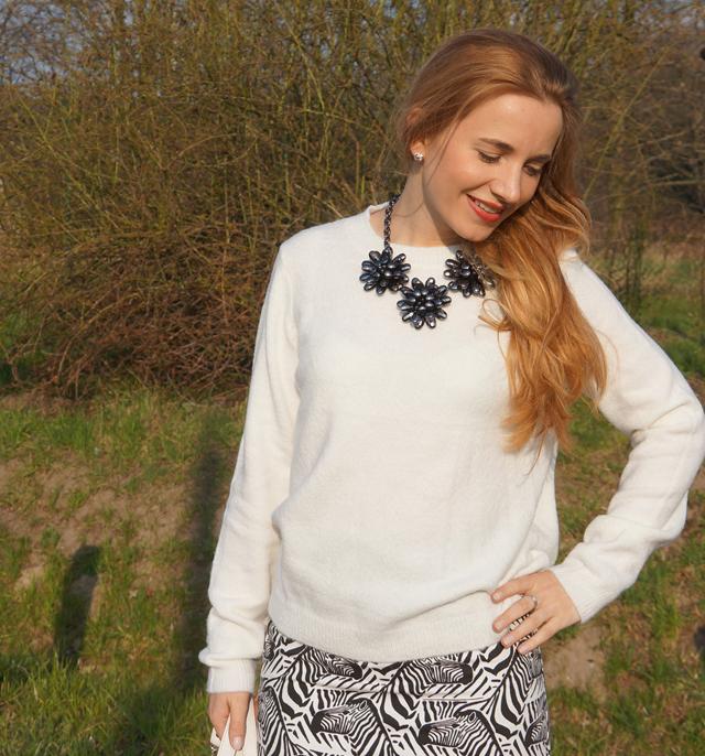 Outfitprojekt 30 Tage im Schwarz-Weiß-Look Outfit 10 04