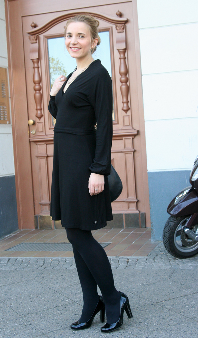 Outfitprojekt 30 Tage im Schwarz-Weiß-Look Outfit 15 02