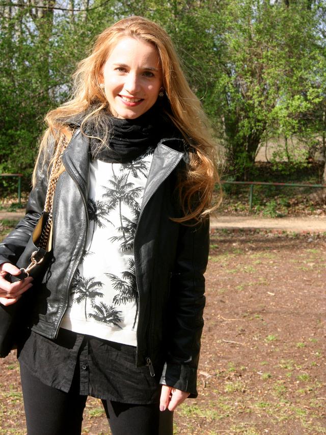 Outfitprojekt 30 Tage im Schwarz-Weiß-Look Outfit 18 06