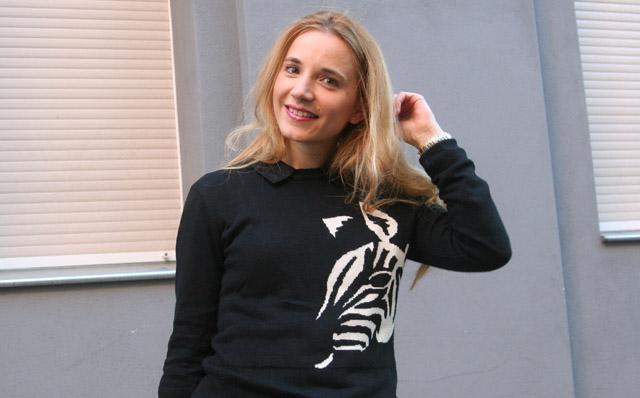 Outfitprojekt 30 Tage im Schwarz-Weiß-Look Outfit 21 01