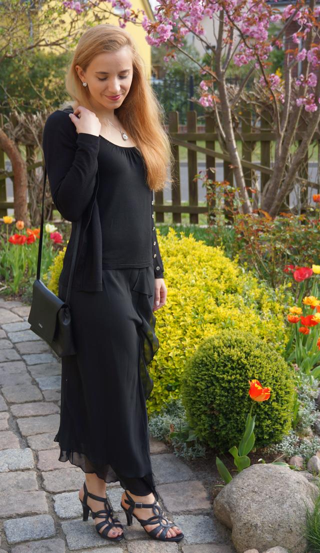 Outfitprojekt 30 Tage im Schwarz-Weiß-Look Outfit 24 04