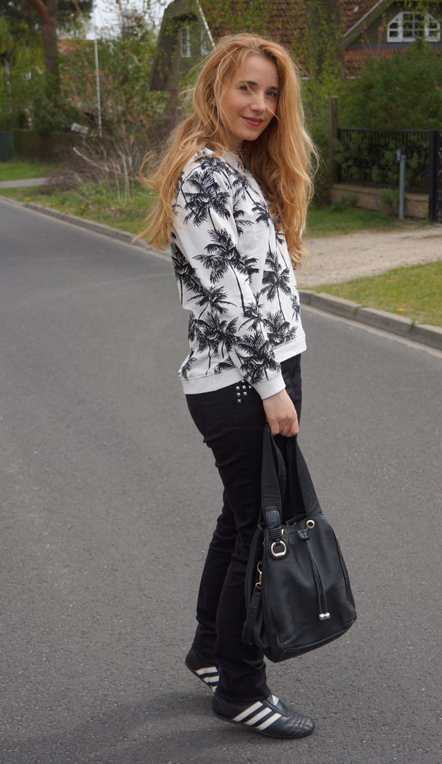 Outfitprojekt 30 Tage im Schwarz-Weiß-Look Outfit 25 05