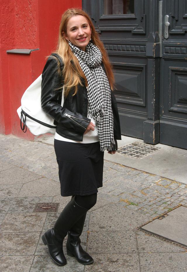 Outfitprojekt 30 Tage im Schwarz-Weiß-Look Outfit 26 02