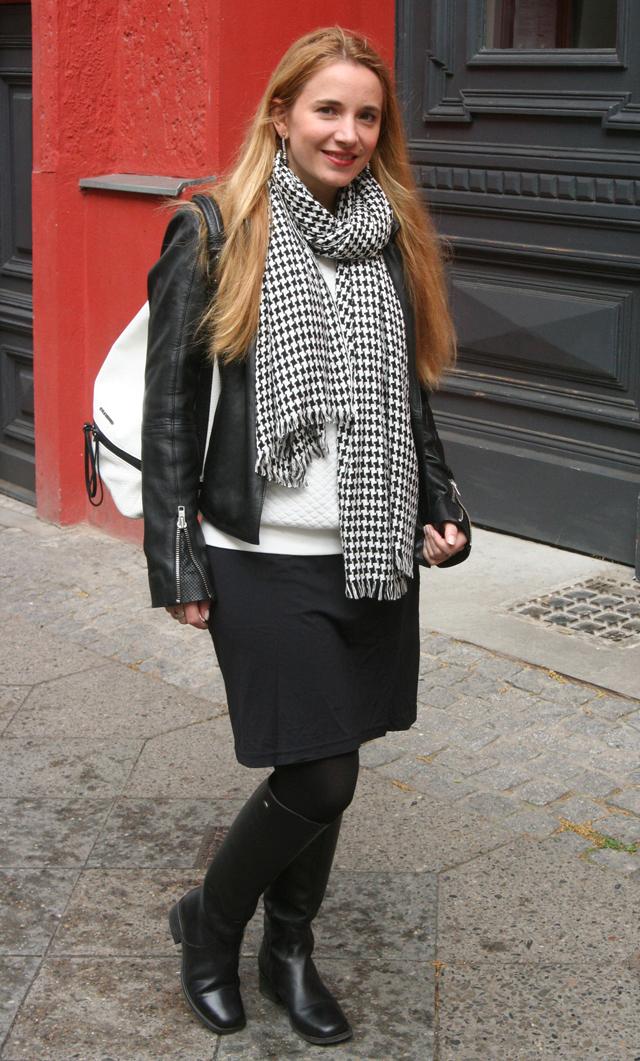 Outfitprojekt 30 Tage im Schwarz-Weiß-Look Outfit 26 04