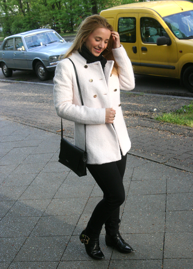 Outfitprojekt 30 Tage im Schwarz-Weiß-Look Outfit 28 03