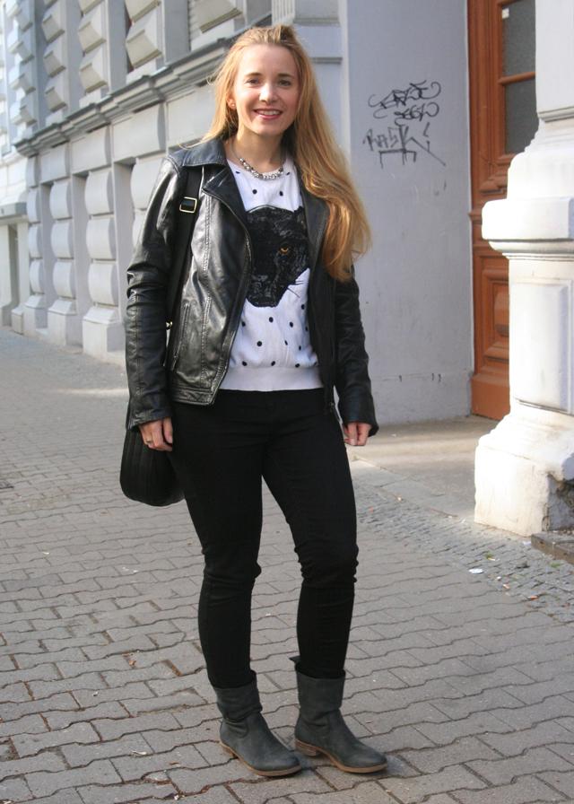 Outfitprojekt 30 Tage im Schwarz-Weiß-Look Outfit 30 03