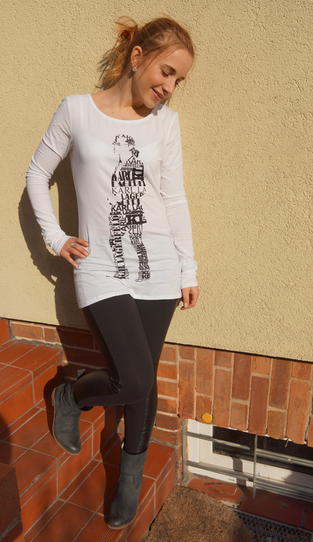 Outfitprojekt 30 Tage im Schwarz-Weiß-Look Outfit 11 02
