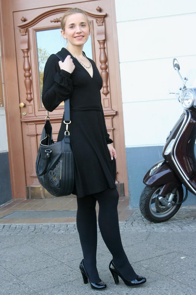 Outfitprojekt 30 Tage im Schwarz-Weiß-Look Outfit 15 03