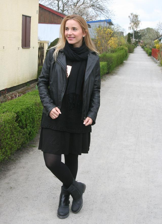 Outfitprojekt 30 Tage im Schwarz-Weiß-Look Outfit 22 02