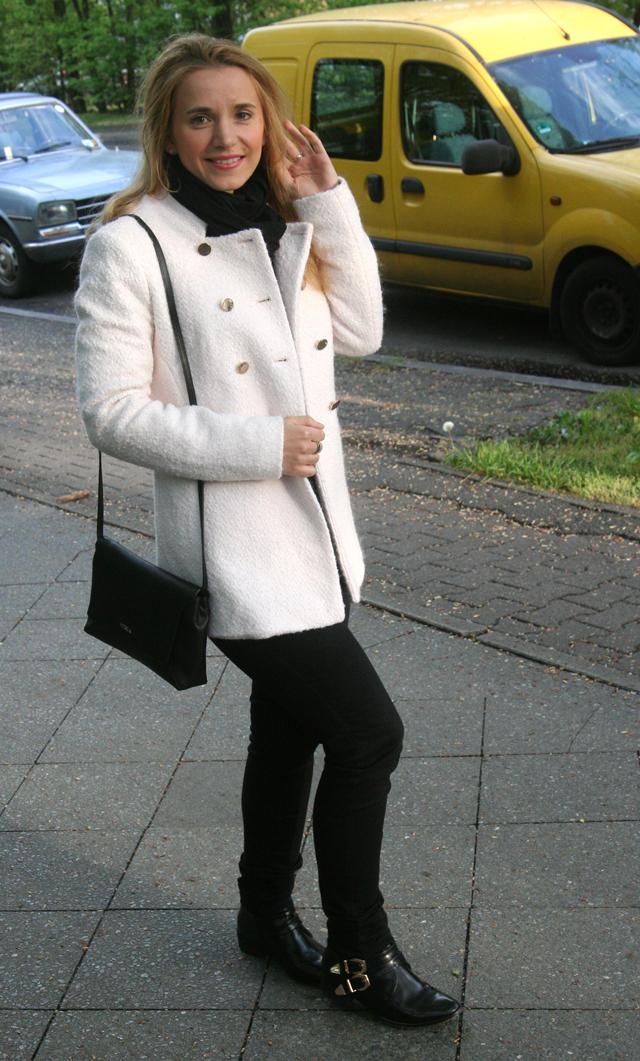 Outfitprojekt 30 Tage im Schwarz-Weiß-Look Outfit 28 02
