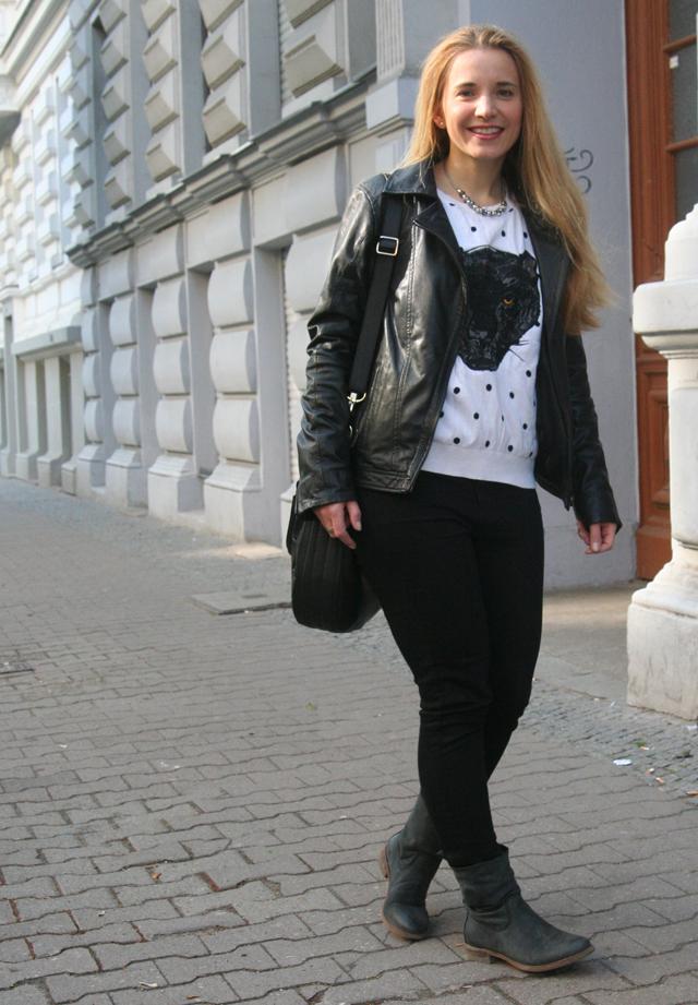 Outfitprojekt 30 Tage im Schwarz-Weiß-Look Outfit 30 05