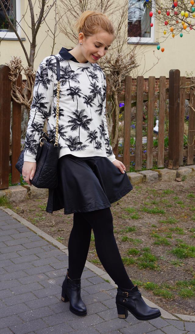 Outfitprojekt 30 Tage im Schwarz-Weiß-Look Outfit 6 03
