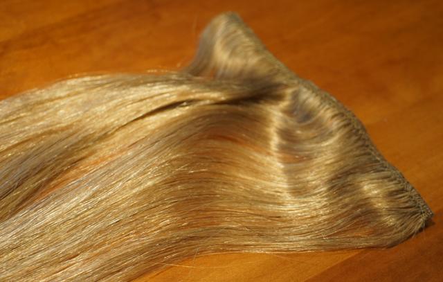 Traumhaft-lange Haare mit Clip-In Extensions von Rubin 02
