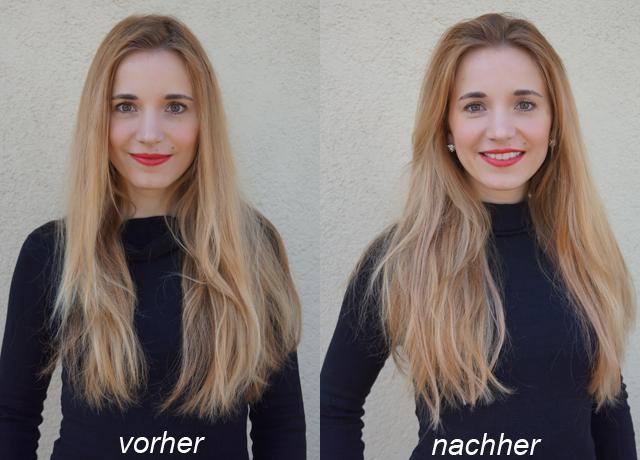 Traumhaft-lange Haare mit Clip-In Extensions von Rubin 04