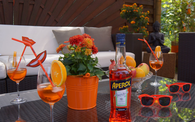 Aperol Sunny Side of Life Terrasse 01