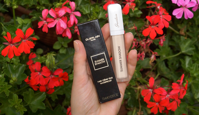 Guerlain Cream Eye Shadow - Summer Shadow White Sand 01