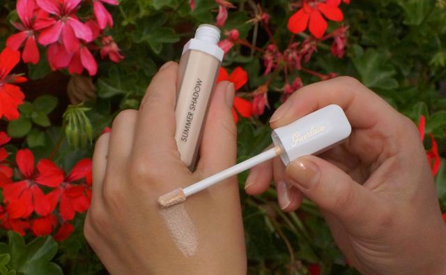 Guerlain Cream Eye Shadow - Summer Shadow White Sand 02