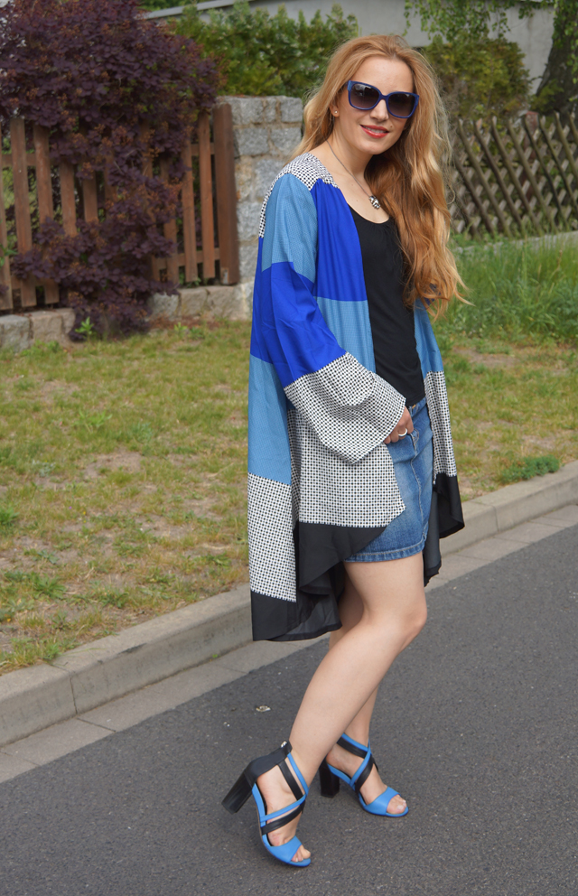 Outfit Blue Love Peperosa Shoes 2