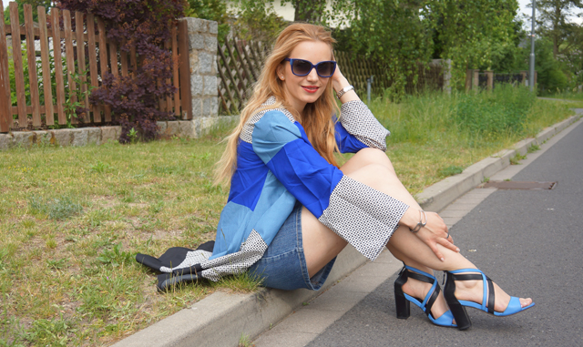 Outfit Blue Love Peperosa Shoes 3