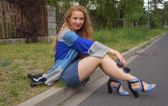 Outfit Blue Love Peperosa Shoes 5