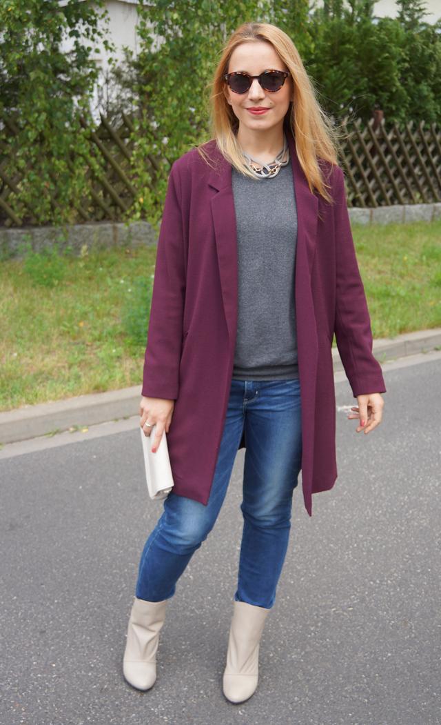 Outfit Lässiges Bordeaux 04