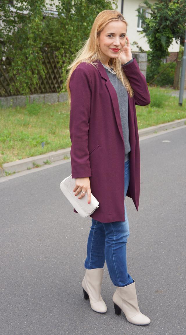 Outfit Lässiges Bordeaux 02
