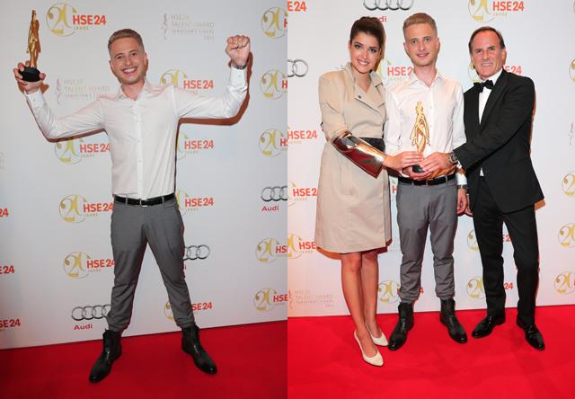 Gewinner Lars Harre HSE24 Talent Award 01