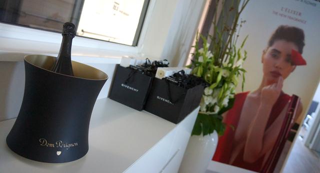 Givenchy & Kenzo Event auf dem Dom Perignon Hausboot 01