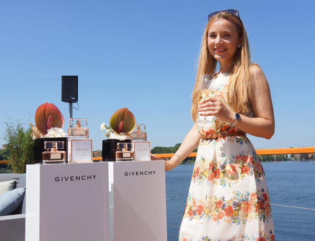 Givenchy & Kenzo Event auf dem Dom Perignon Hausboot 02