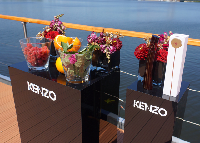 Givenchy & Kenzo Event auf dem Dom Perignon Hausboot 06