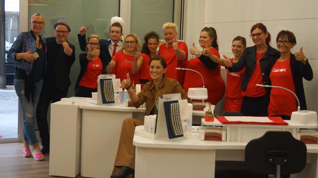 Glossybox Event Catherine Flagshipstore Eröffnung in Berlin 07