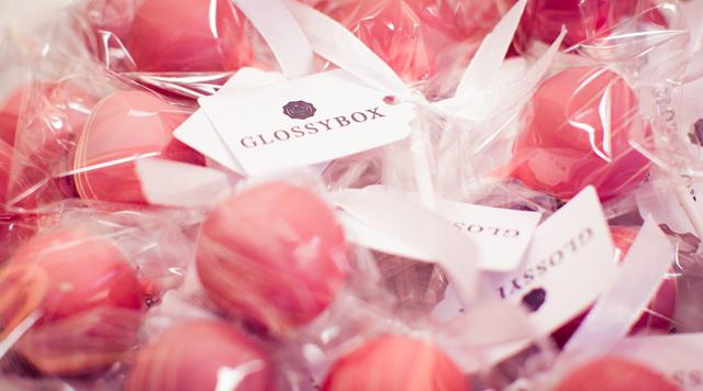 Glossybox/Catherine Nagellack