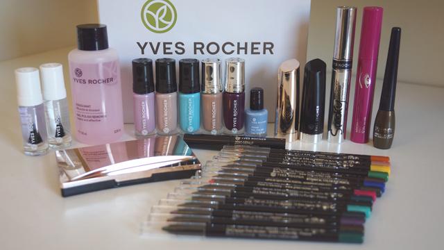 Yves Rocher Make-up Paket zum Tag der Freundschaft 01
