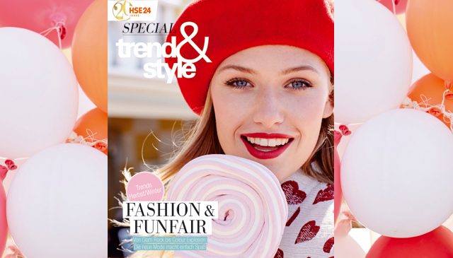 HSE24 Trend & Style Woche August 2015