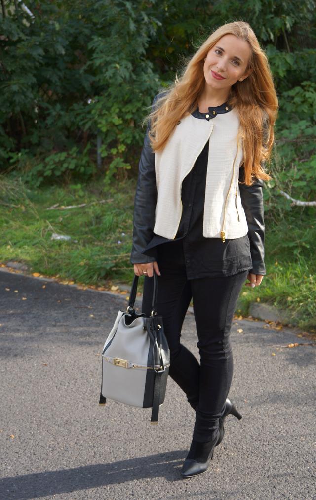 Outfit Furla Bucket Bag 02