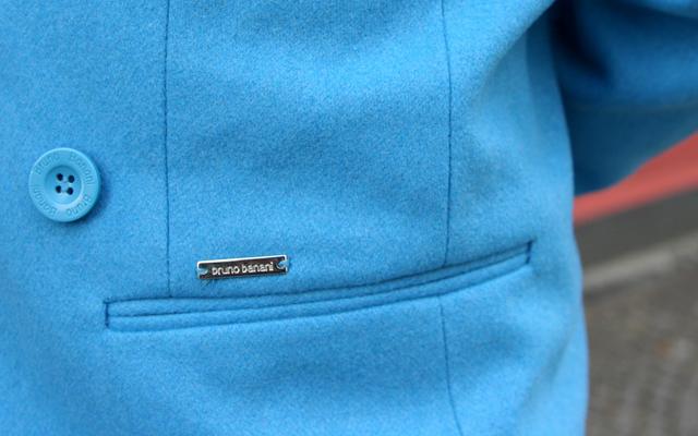 Outfit OTTO blauer Mantel Bruno Banani 04