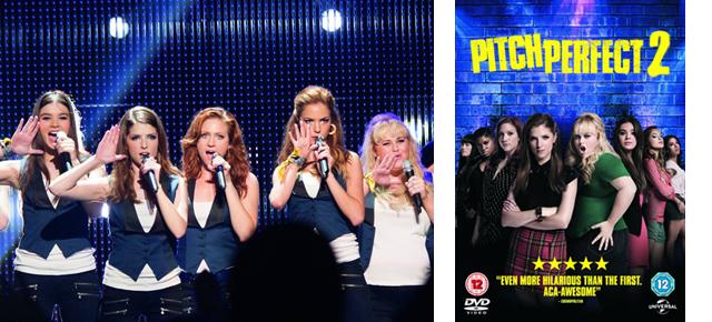 Pitch Perfect 2 - Der Film auf DVD Gewinnspiel 01
