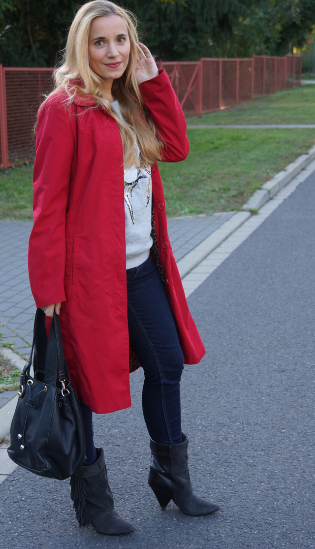 Outfit Pailletten-Papagei-Pullover AJC 02