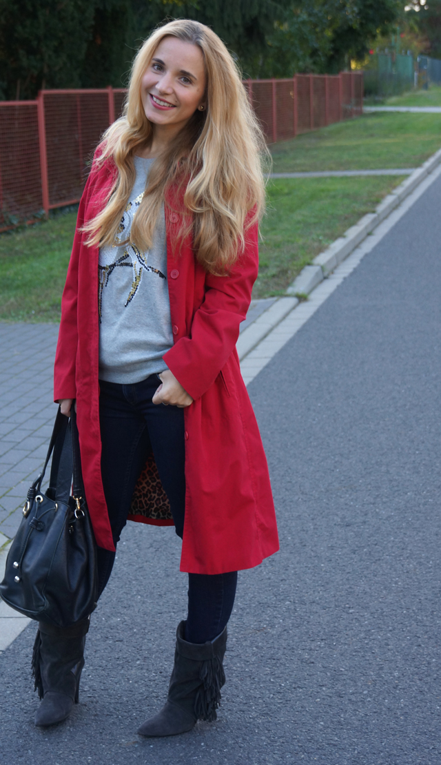 Outfit Pailletten-Papagei-Pullover AJC 04