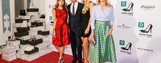 Deichmann Shoe Step of the Year Award 2015 01
