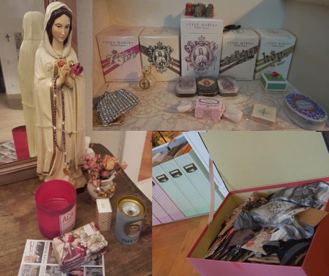 Im Atelier von Simone Franze Vive Maria 02