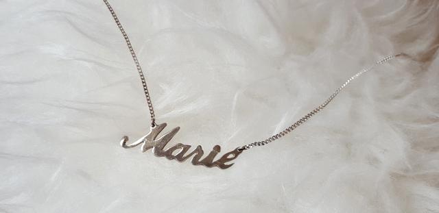Namenskette Marie